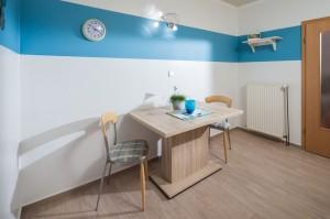 Whg. 1 separate Küche mit Essplatz